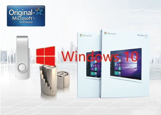 China Microsoft Windows 10 FPP, Vensters 10 Huis Fpp Geen Taalversiebeperking leverancier