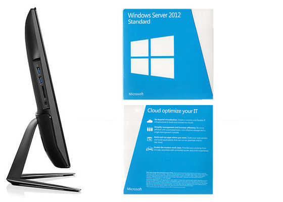 Windows Server 2012oem online activeert de Standaardsoftware met 64 bits van Softwaresystemen