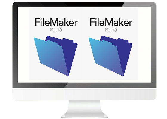 China SQL Prosoftware van Filemaker van de Gegevens de Multitaal voor Vensters/MAC fabriek